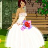 Невеста на лавке - скачать флеш игры для девочек