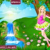 Наряжаем фею - игры для девочек одевалки фей