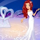 Одеваем принцессу льда