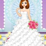 Невеста - игры для девочек свадьба барби