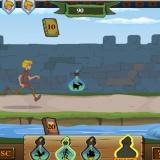 Приключения Артура - аркадная игра для девочек