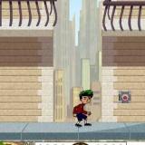 Приключения мальчика-дракона во флеш игре для девочек