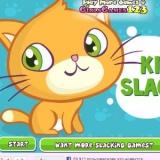 Флеш игра про котенка для девочек