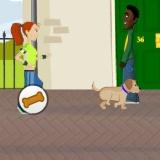 Приключения с собачкой - аркадная эпопея для девочек