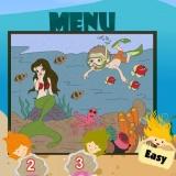 Рисовалка русалки - флеш игра для девочек