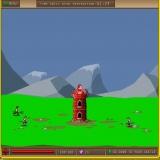 Осада башни мага - (флеш игра, стратегия)