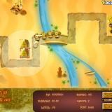 Египтские битвы во флеш исполнении